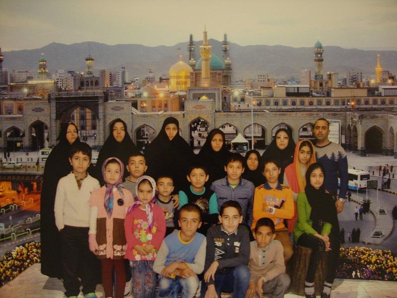 دومین کاروان زیارتی مددجویان و مددکاران بنیاد بیست و دوم اسفند از مشهد به تهران بازگشت