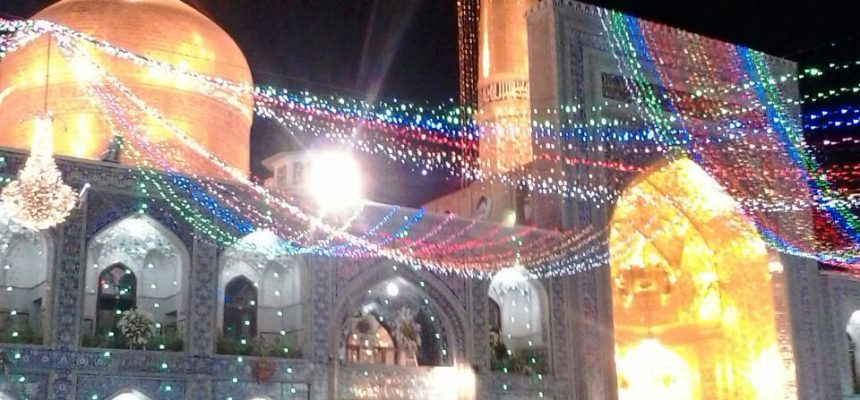 اعزام کاروان زیارتی مددجویان به مشهد مقدس