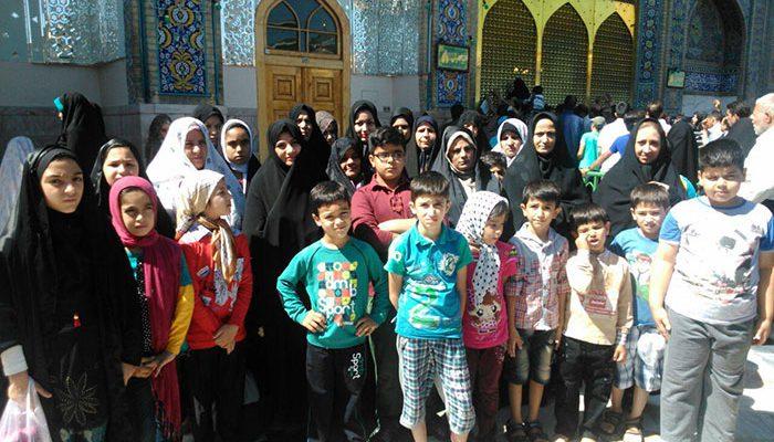 بازگشت کاروان زیارتی مددجویان از مشهد الرضا