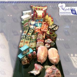 توزیع سبد کالای مخصوص ماه مبارک رمضان آغاز شد.