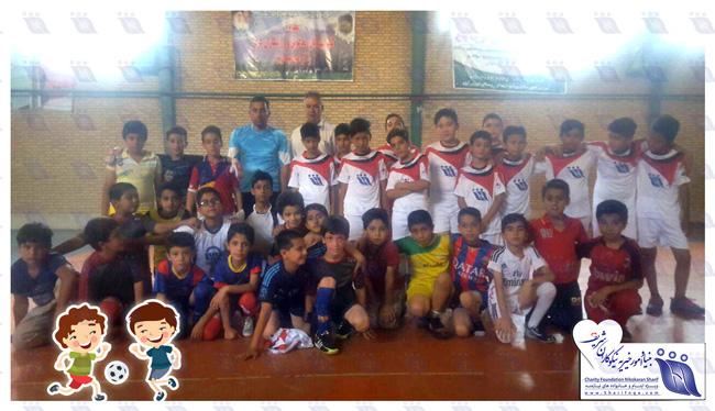 شروع کلاسهای آموزش فوتبال در تهران و ورامین