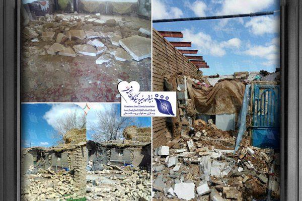 همدردی مدیرعامل بنیاد شریف با زلزله زدگان مشهد