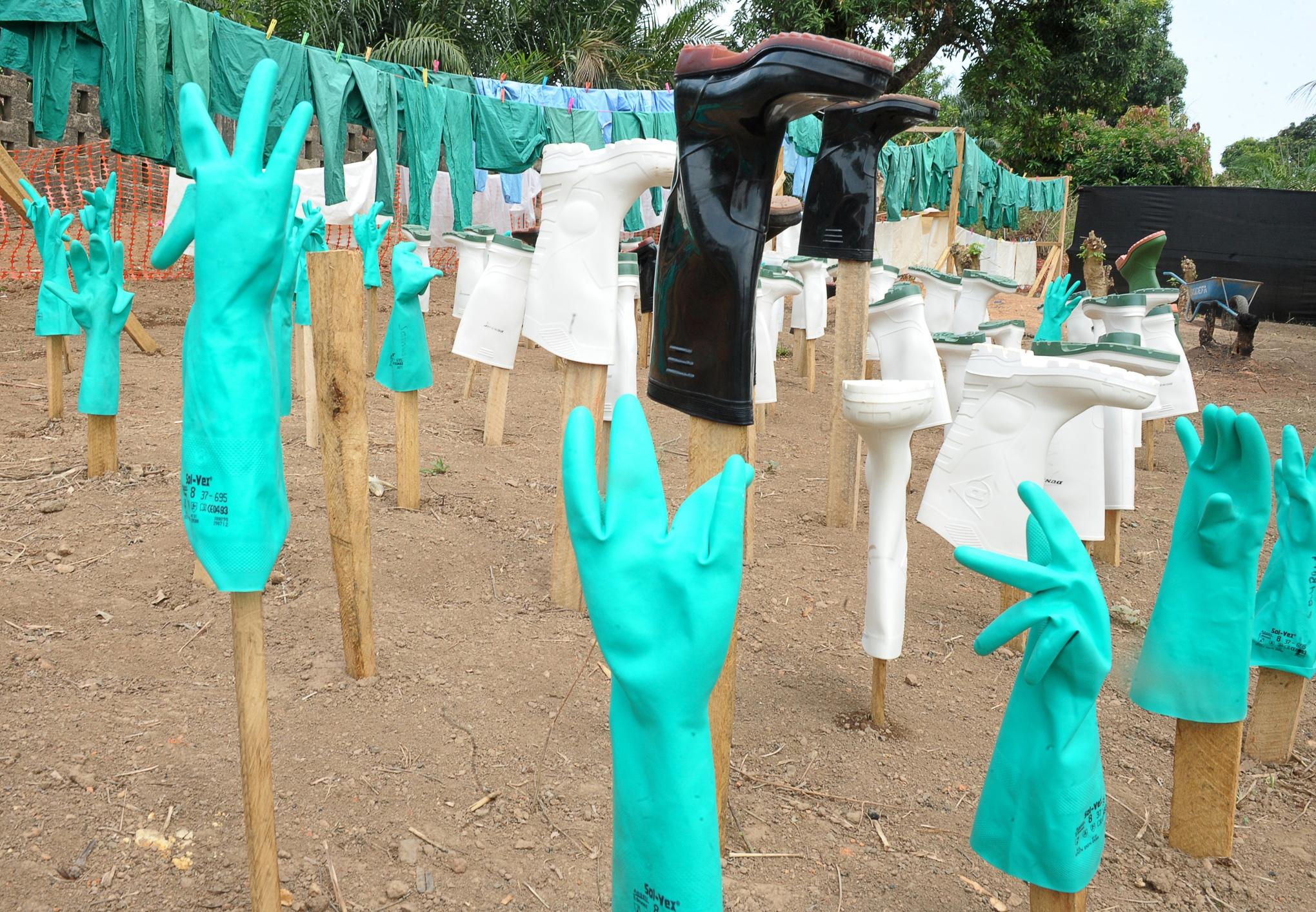 16 سازمان خیریه در حال مبارزه با بیماری کشندهی ابولا(بخش دوم)