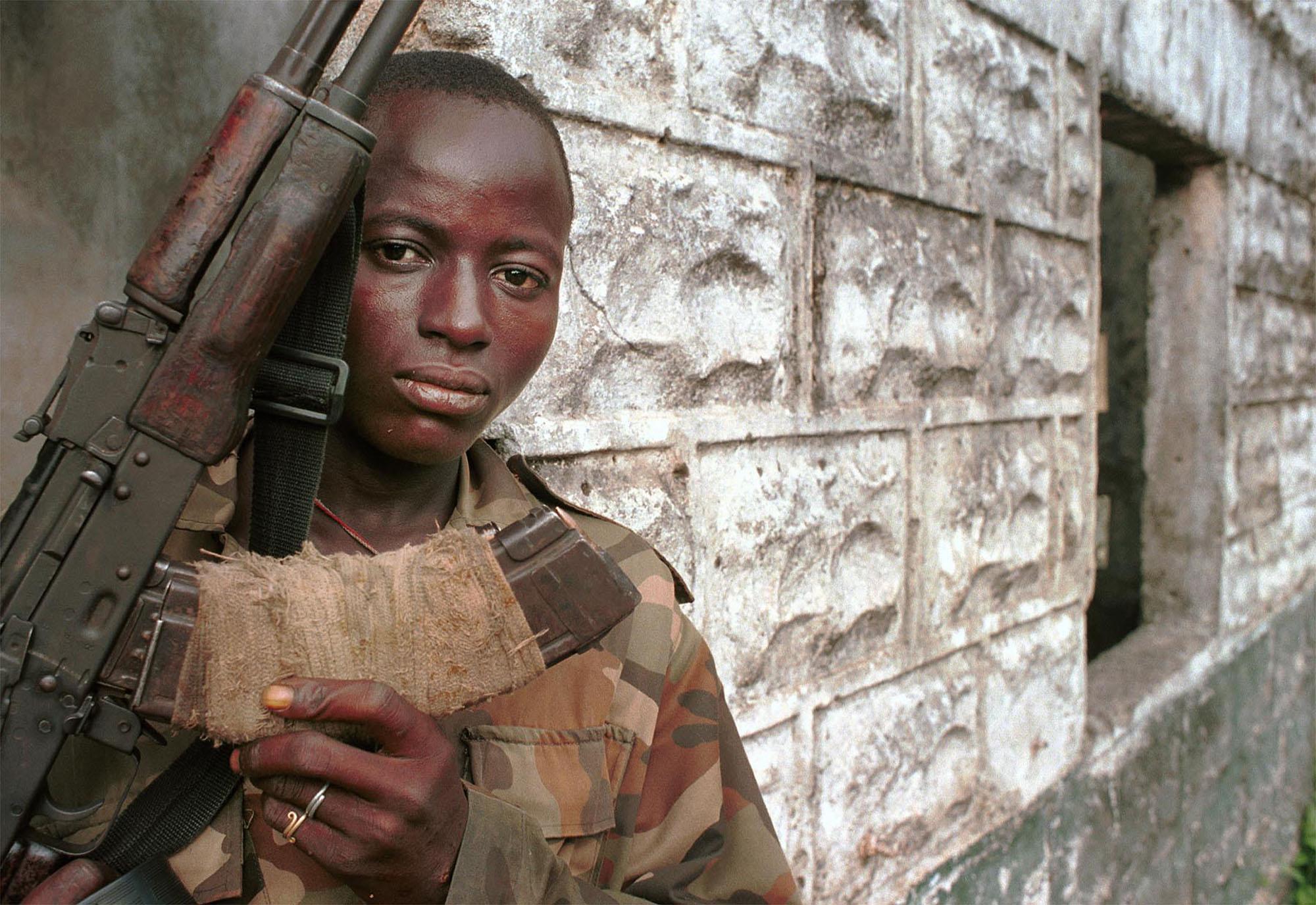 کمک به کودکان کار در سومالی