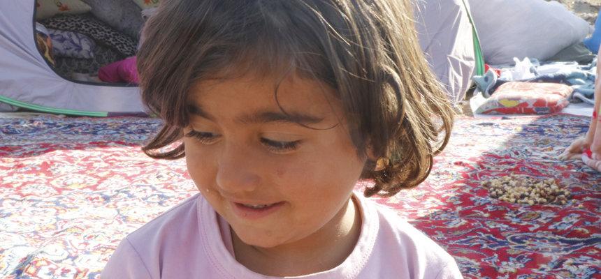 کرمانشاه و دیدگان منتظر مردم زلزله زده اش به زندگی عادی