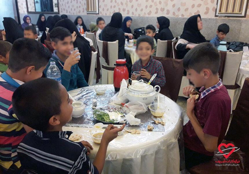 افطاری ورامین