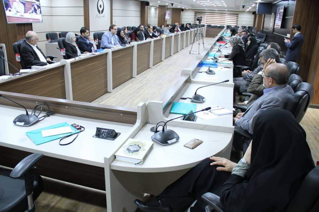 برگزاری مجمع عمومی شبکه ملی توانبخشی موسسه خیریه نیکوکاران شریف