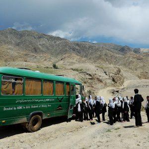 تصاویر باور نکردنی از مدرسه رفتن دختران در سراسر دنیا (بخش دوم)