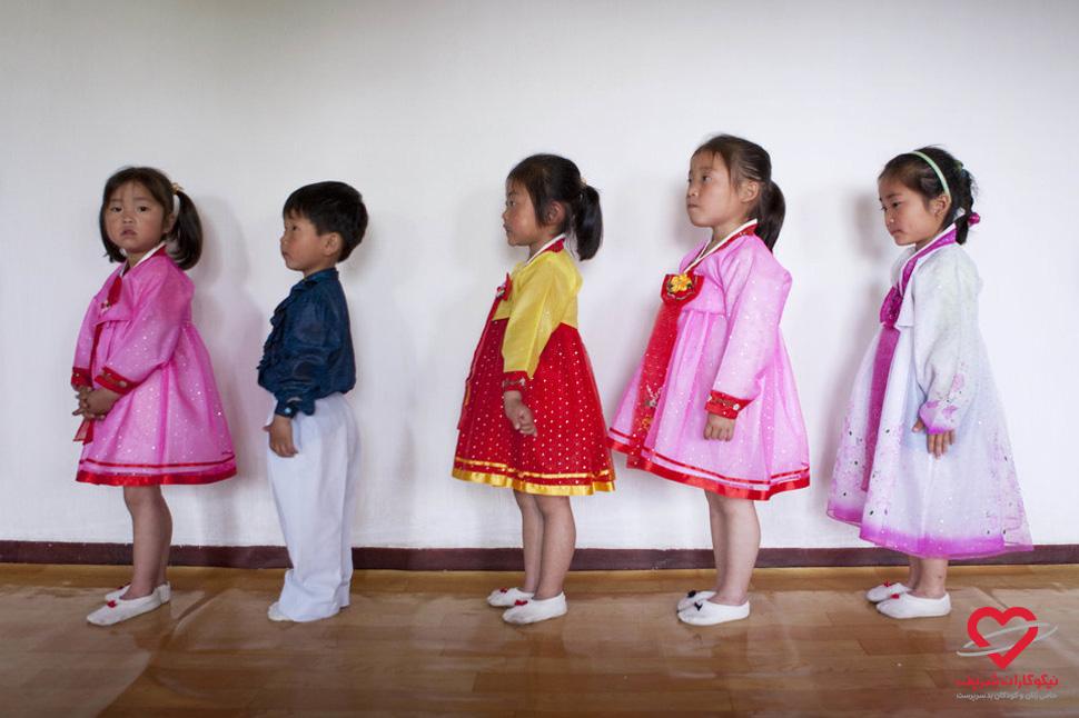 تحصیل حق همه کودکان است - کره جنوبی - موسسه خیریه نیکوکاران شریف