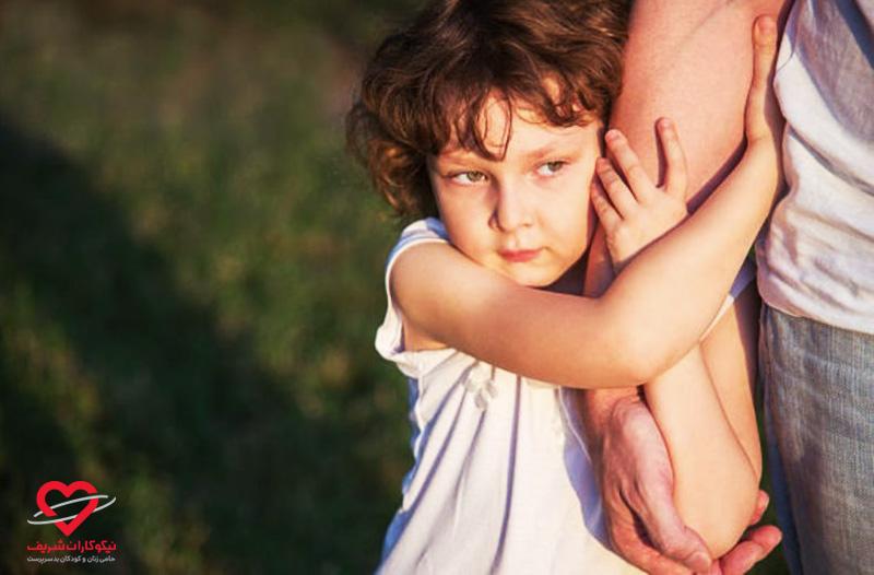 کودکان بی سرپرست به محبت نیاز دارند