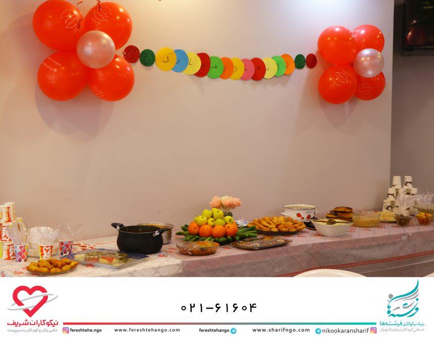 برگزاری جشنواره غذا همزمان با روز مادر