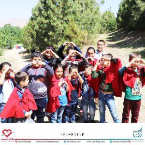 گردش علمی در باغ ملّی گیاهشناسی ایران