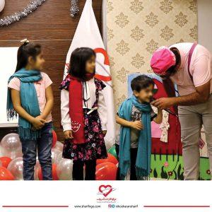 گزارش جشن روز کودک در نیکوکاران شریف