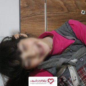 داستان مهر – کمپین کفش بریس