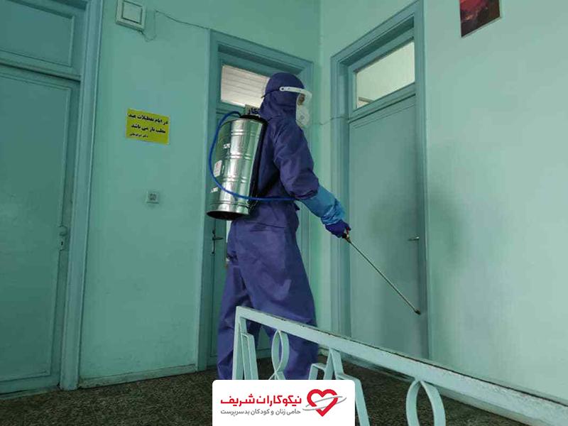 اجرای فاز دوم کمک رسانی به مراکز بهداشتی